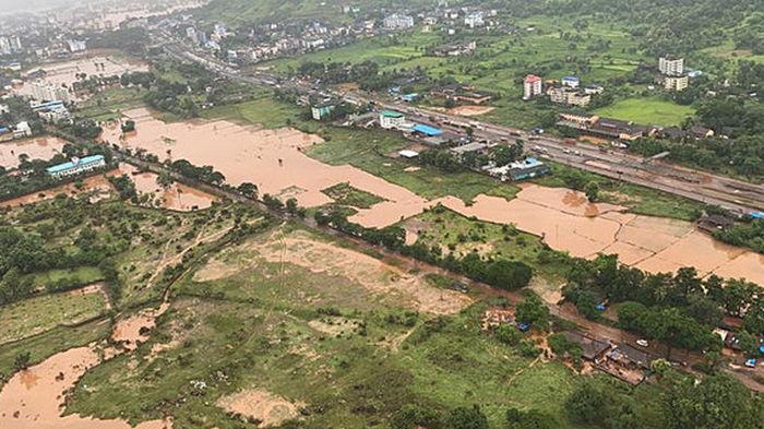 Самый сильный дождь за 40 лет. В Индии произошло наводнение: погибли не менее 125 человек