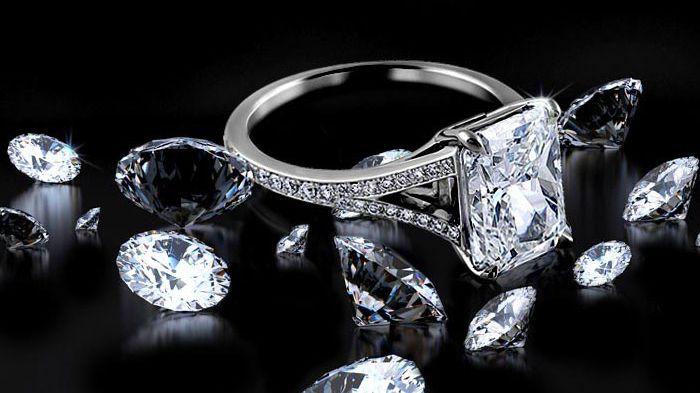 Как оценивают бриллианты?