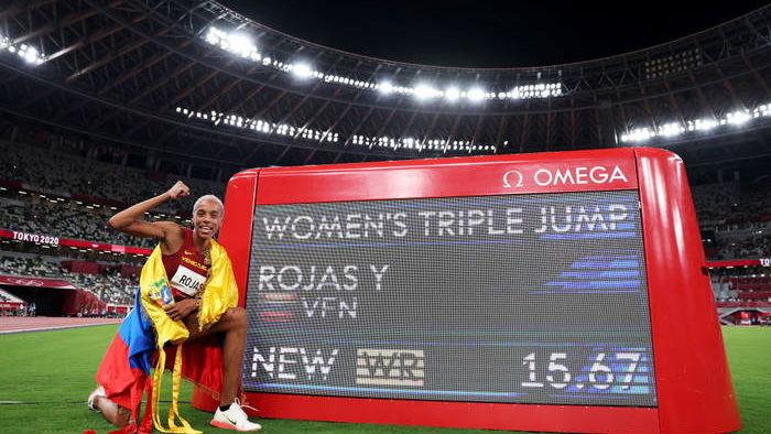 На Олимпиаде побили 26-летний рекорд, установленной украинкой