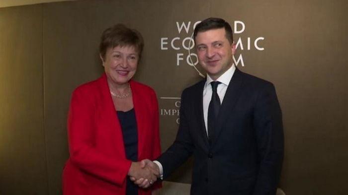 Зеленский: Украина готова к получению транша МВФ