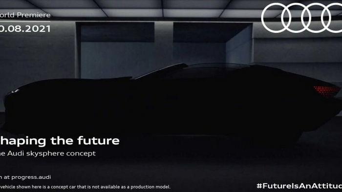 Audi готовит концепт автомобиля в стиле классической модели Horch