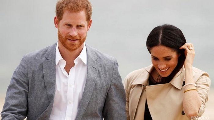 Дочь принца Гарри внесли в очередь на британский престол