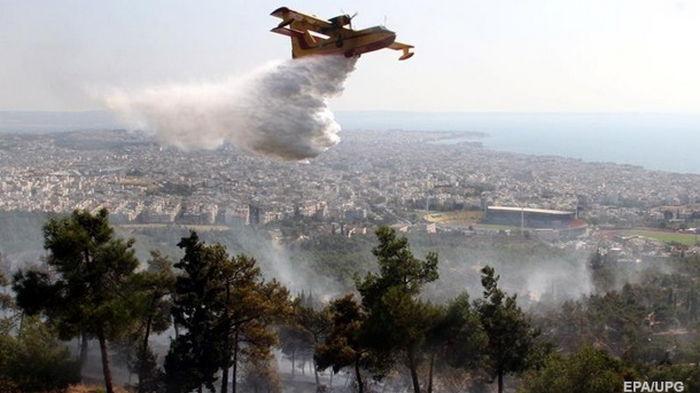 Пожары в Турции: регионы объявлены зоной бедствия