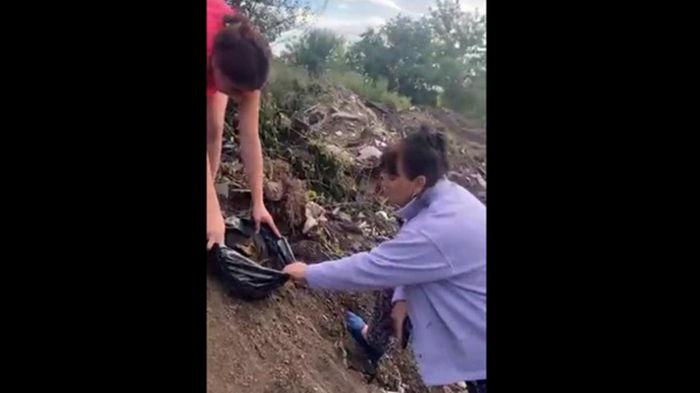 На Тернопольщине нашли кости парня, пропавшего 17 лет назад (видео)