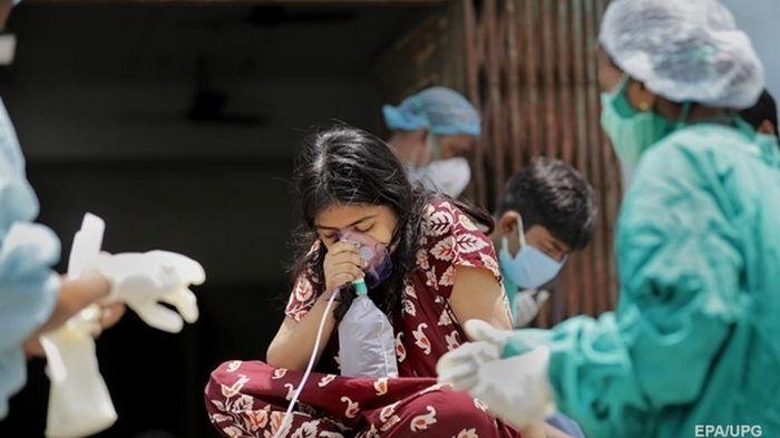 В Индии зафиксировано наименьшее число случаев COVID почти за 5 месяцев