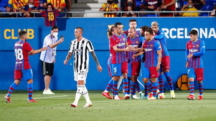 Барселона разгромила Ювентус в поединке за Кубок Гампера
