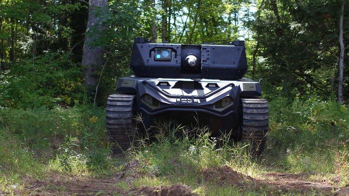 США провели огневые испытания танка-беспилотника из Безумного Макса и Форсажа (видео)