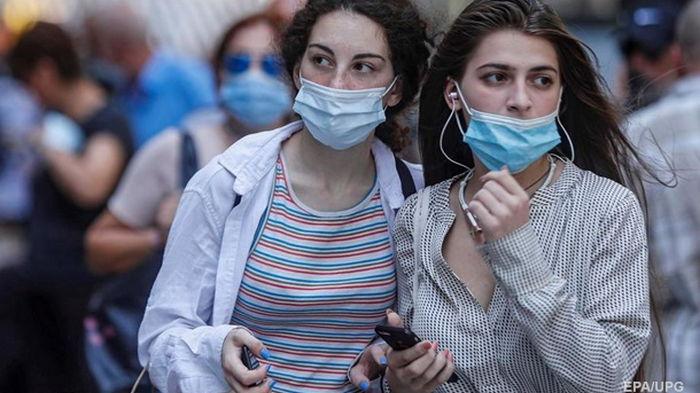 В Украине выросло число заболевших COVID