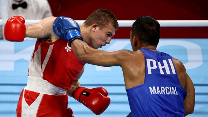 Хижняк проиграл нокаутом в финале Олимпиады