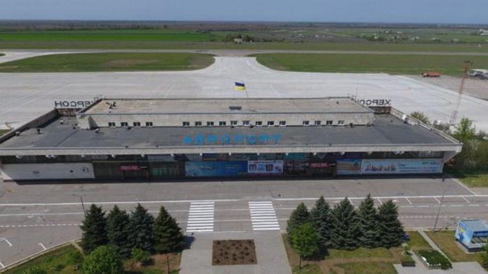 Аэропорт Херсона закроют до конца года на реконструкцию. Что построят