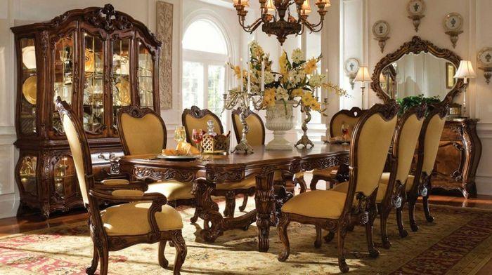 Уютно и удобно: подбираем мебель для столовой