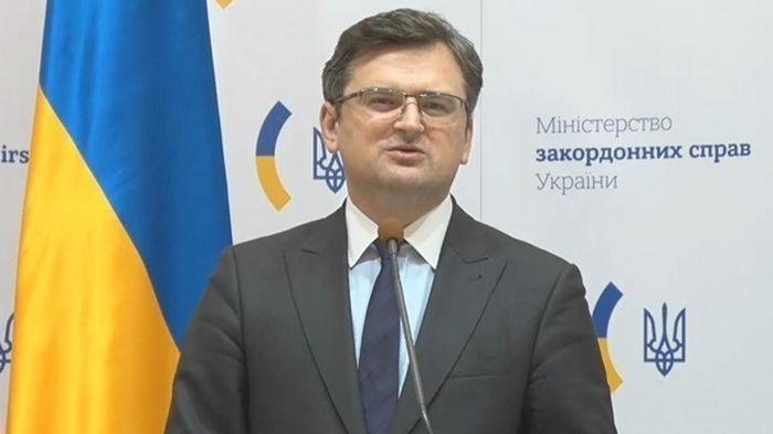 Кулеба оценил отношения Украины и Беларуси