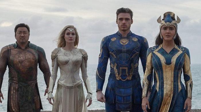 Вышел финальный трейлер Вечных от Marvel