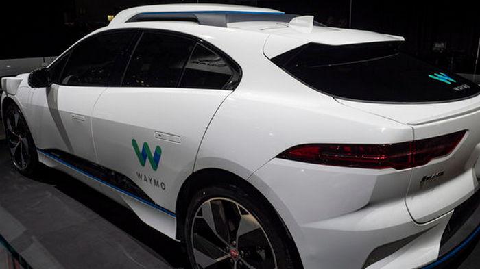 Стартап от Google начал тест беспилотных такси в Калифорнии (видео)
