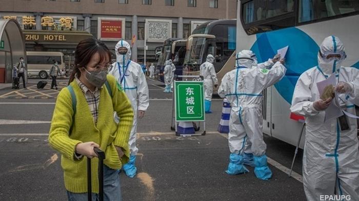 Китай снова заявил, что вовремя отреагировал на вспышку COVID-19