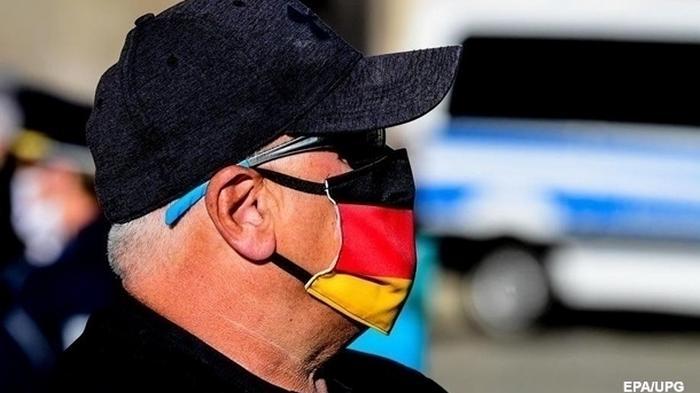 В Германии за сутки выявили только два случая COVID