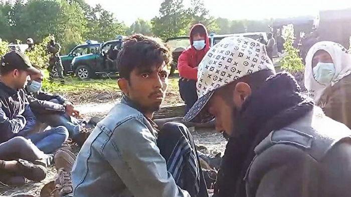 В МИД Турции отказались принимать мигрантов из Афганистана