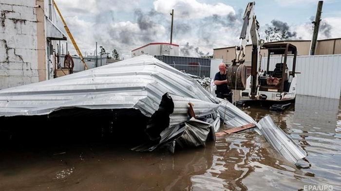 Ураган Ида оставил без света миллионы людей (видео)