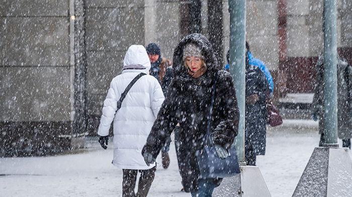 В этом году первый снег в Украине может выпасть уже в октябре – метеоролог