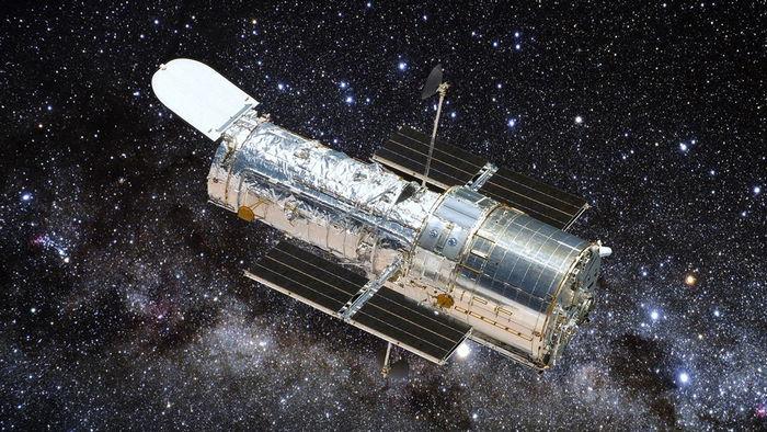 Телескоп Хаббла зафиксировал редкий космический феномен