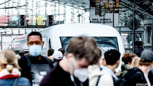 В Германии железнодорожники объявили пятидневную забастовку