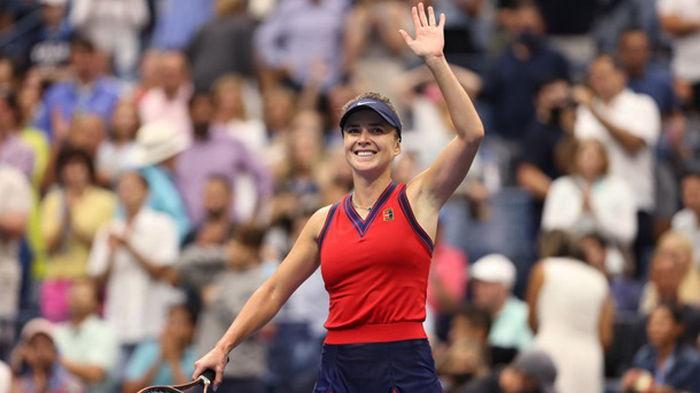 Свитолина пробилась в четвертьфинал US Open