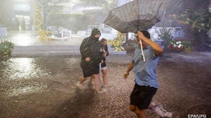 В США рассказали о новых жертвах урагана Ида