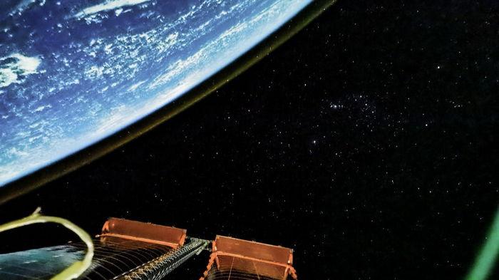 Пекин показал Землю с китайской космической станции