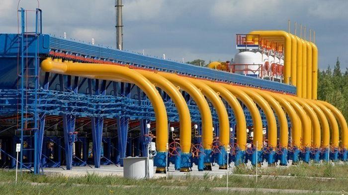 Украина закачала в этом году 3 млрд куб. газа
