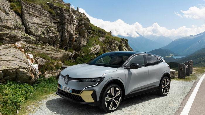 Renault показал электрический Megane: теперь это кроссовер