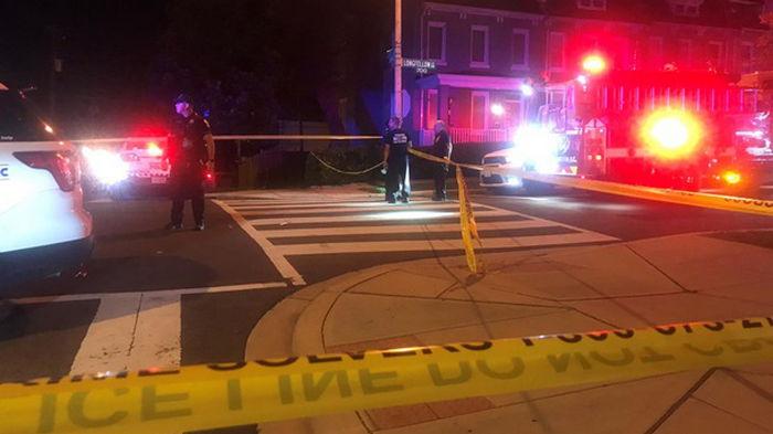 В Вашингтоне в результате стрельбы погибли три человека (фото)