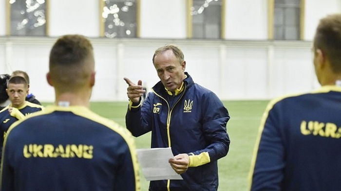 Петраков объявил состав на матчи против Финляндии и Боснии и Герцеговины