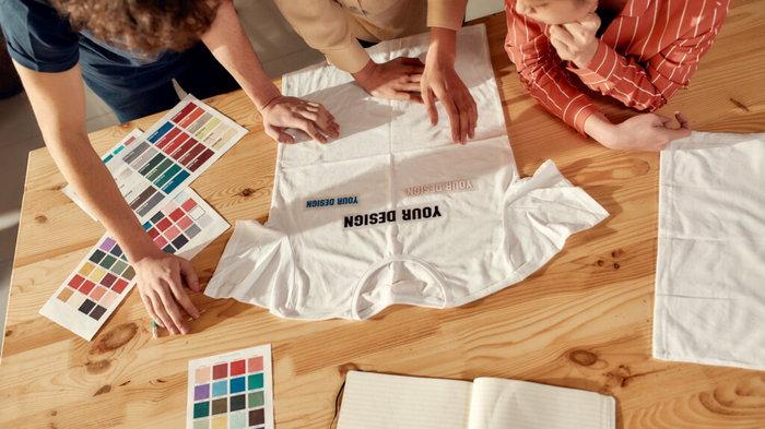 Печать на футболке в Киеве по оптовой цене