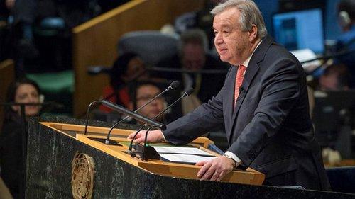 Генсек ООН назвал врага всего человечества
