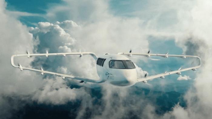 В Калифорнии создали самый странный самолет в мире (фото)