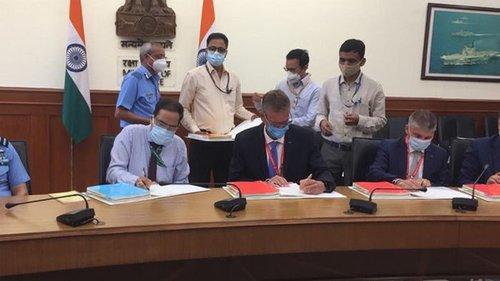 Армия Индии получит 56 военно-транспортных самолетов от Airbus