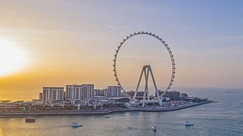 В Дубае откроется самое высокое колесо обозрения в мире