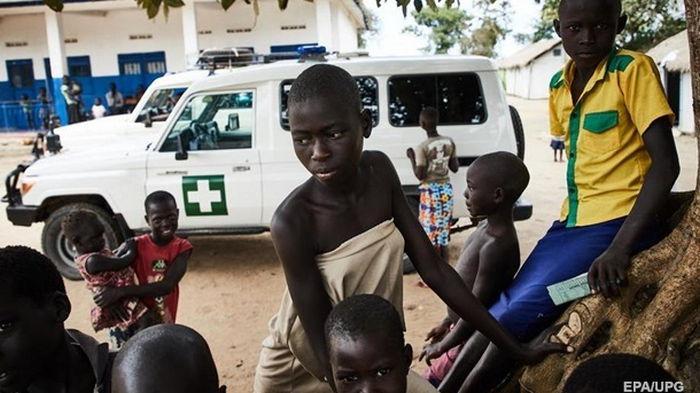 В Конго заживо сожгли восемь женщин