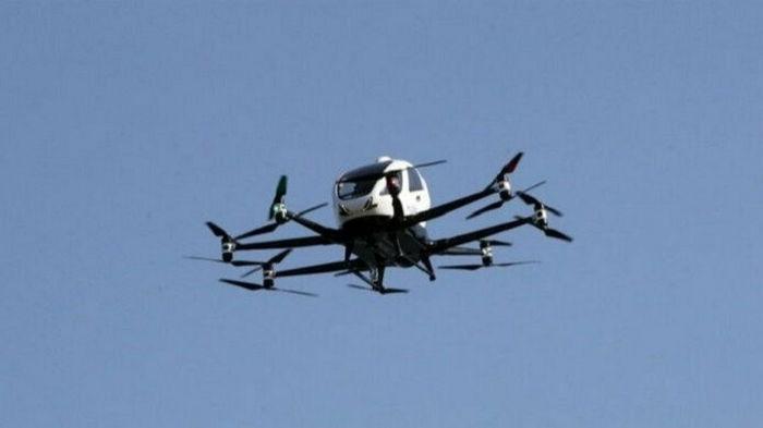 Южная Корея начнет использование беспилотных аэротакси