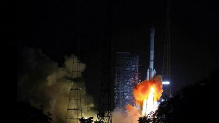 Китай признал, что неудачно запустил секретный спутник: аппарат объявлен потерянным