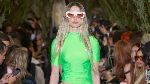 Дочь Стива Джобса дебютировала на Неделе моды (фото)