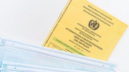 В ресторанах Болгарии будут требовать зеленый паспорт