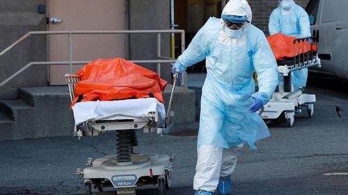 В РФ два дня подряд рекордная COVID-смертность