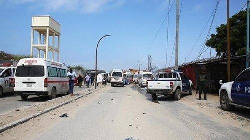 В Сомали взорвали кафе с посетителями