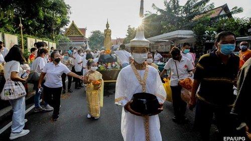 Таиланд открывает границы для туристов из 46 стран
