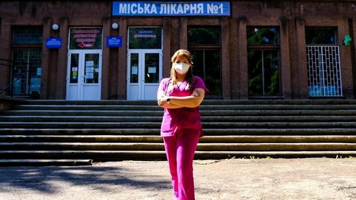 В Черновцах врач во второй раз заболела коронавирусом