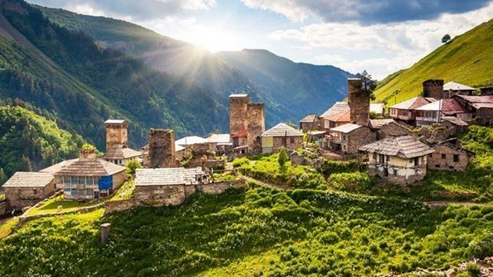 Украина и Грузия хотят восстановить туризм