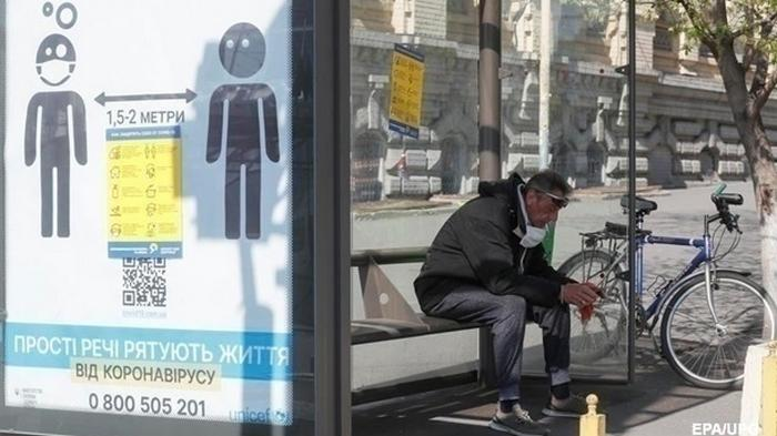 В Украине за сутки около 500 случаев COVID