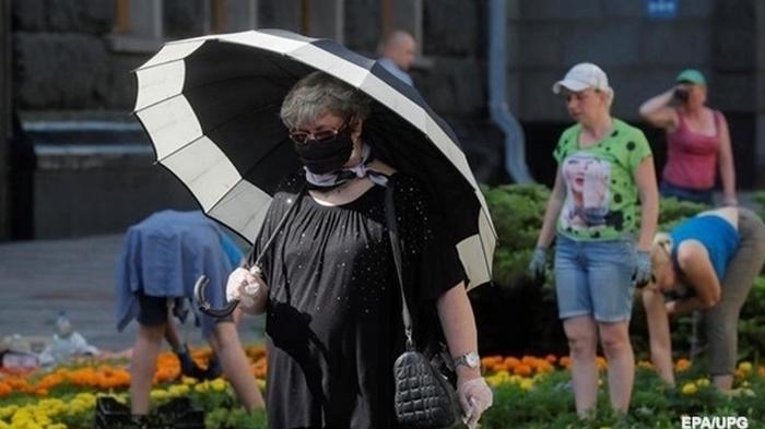 Киевщина оказалась на грани к усилению карантина