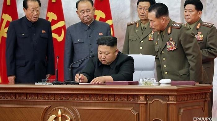 У Ким Чен Ына грозят наказать Южную Корею